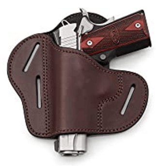 Relentless Tactical Leather Holster