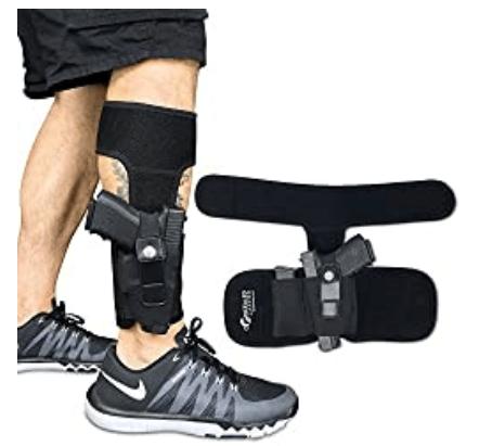 Concealed Carrier Ankle Holster