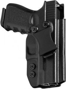 DeSantis Pro N87BJ Stealth IWB Holster