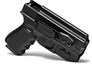 Concealment Claw Kydex Holster