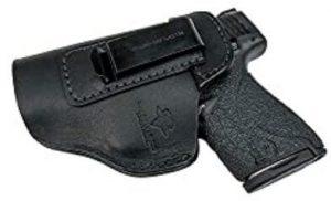 Relentless IWB Defender Leather Holster