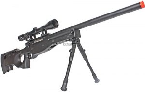 Bbtac Mbo6d- Pre-upgraded Airsoft Sniper