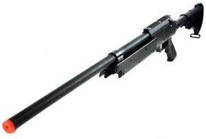 Bbtac M62 Bolt Action Airsoft Gun