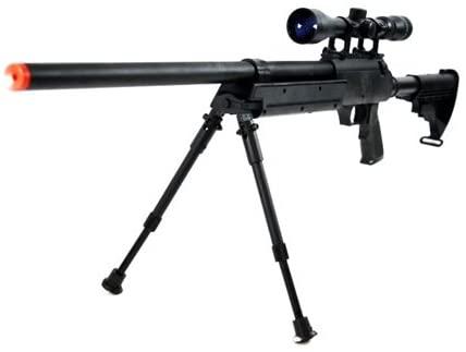 Well Mb06d Sr-2 Sniper Rifle
