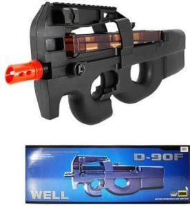 Well D90f P90 Assault Rifle