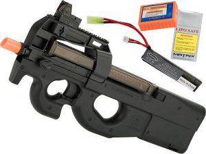 Evike Full Size P90 In Black