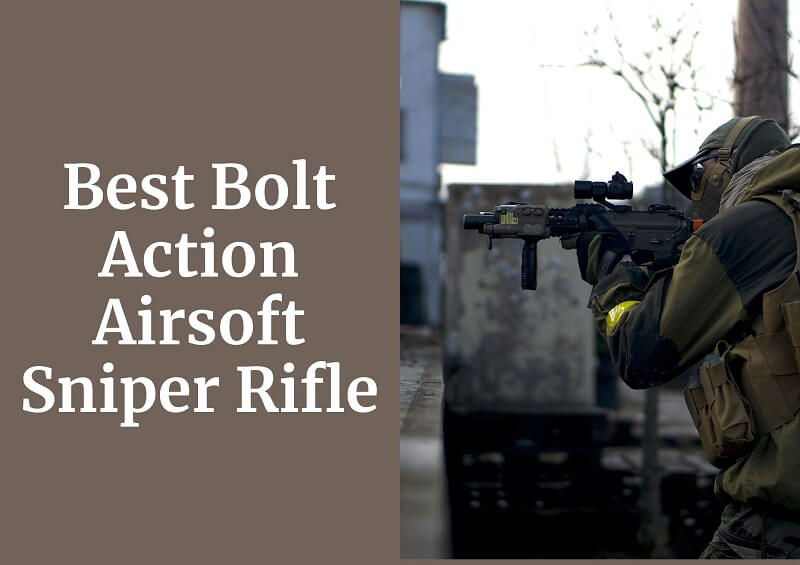 BEST BOLT ACTION AIRSOFT SNIPER RIFLE