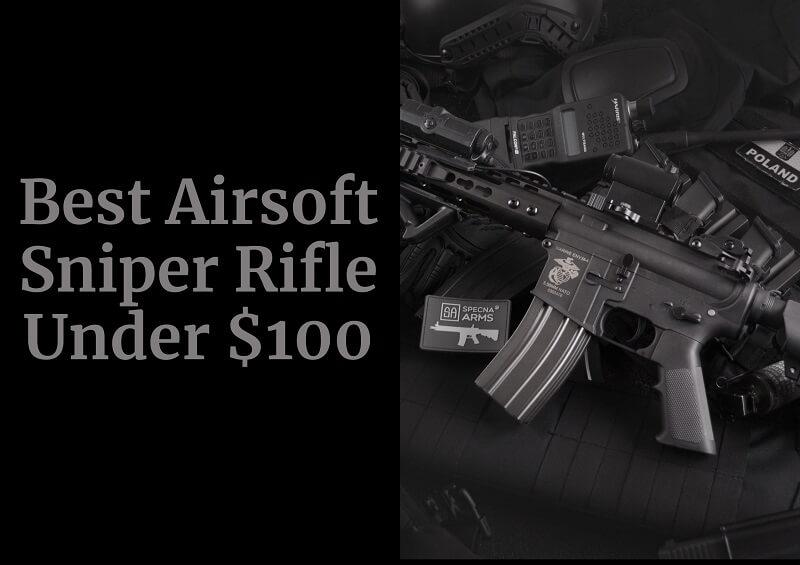BEST CHEAP AIRSOFT SNIPER Rifle
